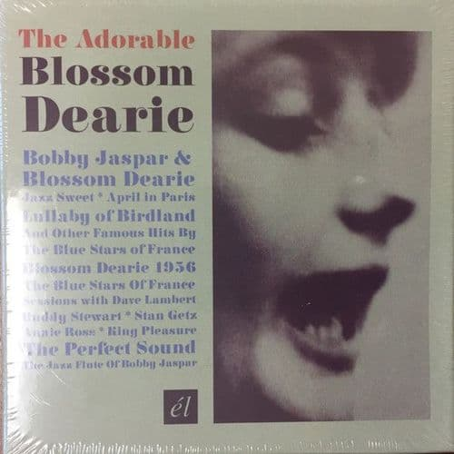 Blossom Dearie<br>The Adorable Blossom Dearie<br>3CD, Comp